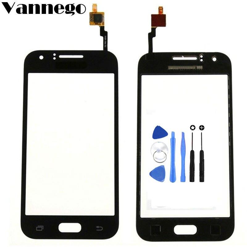 4.3 Original Touch Screen Digitizer For Samsung Galaxy J1 J100F J100 J100H Touchscreen Front Glass Panel Sensor