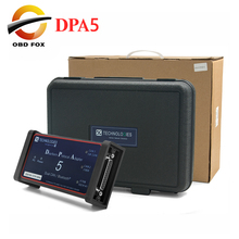 بدون بلوتوث DPA5 ديربورن بروتوكول محول 5 أفضل جودة الثقيلة شاحنة الماسح الضوئي متعدد اللغات السيارات تشخيص أداة