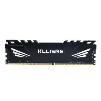 Kllisre DDR3 4GB 1866 Desktop Memory with Heat Sink 1333 1600MHz PC3-10600 12800U non-ECC