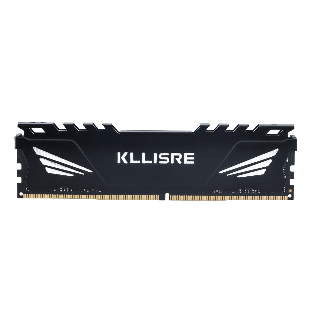 Kllisre DDR3 4GB 8GB 1866 1600 Desktop Memory with Heat Sink DDR 3 ram pc dimm-in RAMs from Computer & Office