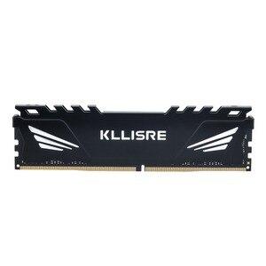 Image 1 - Kllisre DDR3 DDR4 4 Gb 8 Gb 16 Gb 1866 1600 2400 2666 2133 Desktop Geheugen Met Koellichaam Ddr 3 Ram Pc Dimm Voor Alle Moederborden