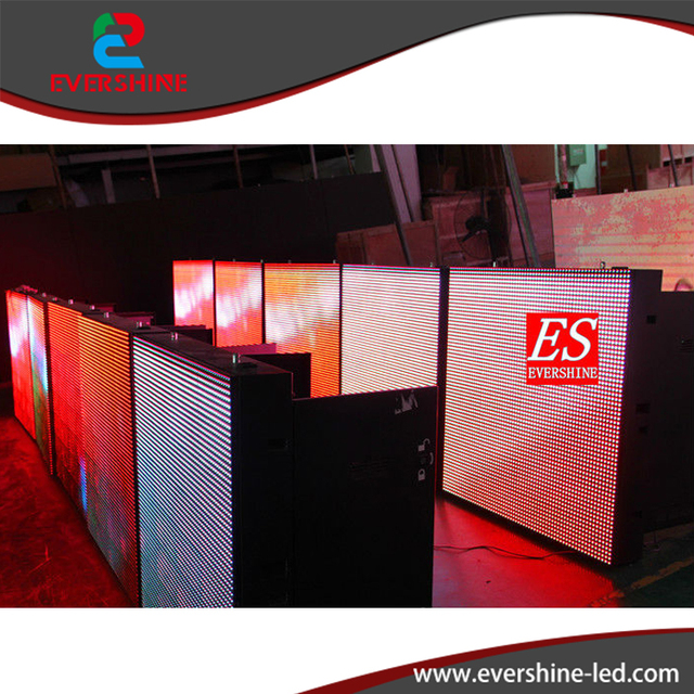 P16 Waterproof Advertising LED Display Panel For Shop & Bank & Hotel & Government & Road