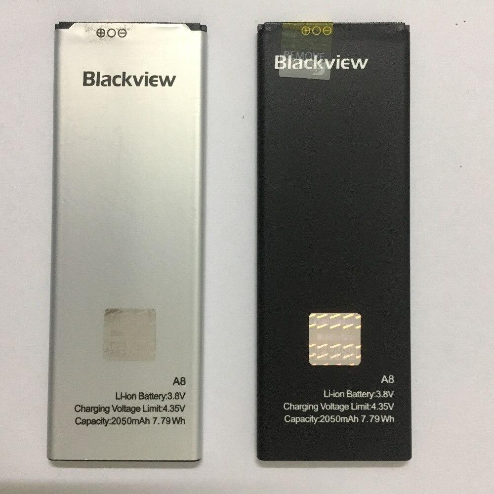 100% Original New <font><b>Blackview</b></font> <font><b>A8</b></font> <font><b>Battery</b></font> Replacement 2050mAh Li-ion Backup <font><b>Battery</b></font> For <font><b>Blackview</b></font> <font><b>A8</b></font> Smart Phone