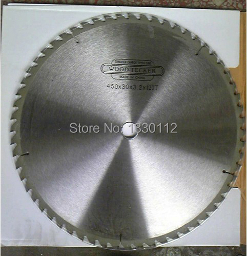 Free Shipping diameter 18 inches 450x30x3.2x120T circular saw blade aluminum 18 for cutting aluminum profile tube bar extrusion 10 254mm diameter 80 teeth tools for woodworking cutting circular saw blade cutting wood solid bar rod free shipping