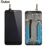 For Xiaomi Redmi 4X OEM LCD Screen And Digitizer Assembly Frame Part For Xiaomi Redmi 4X