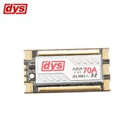 DYS Aria BLHeli_32bit 70A Brushless ESC 3 6S Dshot1200 Ready Current Meter Sensor For FPV Racing Multirotor Spare Parts