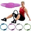 Mulheres beleza saúde emagrecimento anel pilatos anel pilates magic aptidão círculo para yoga ampliação do peito cuidado equipamentos esportivos