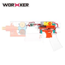 WORKER Full-automatic Kit for Swordfish Blaster Toy Gun Modification Accessories for for Swordfish Easy Installation Gun Accs