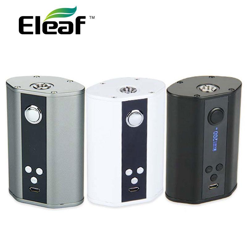 где купить Original Eleaf iStick TC 200W Temp Control Mod 200W eleaf istick Box Mod VW/TC mode vs istick 100w Electronic Cigarette Vaping по лучшей цене