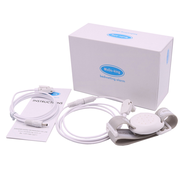bed call stop one wetting complete wet bedside bedwetting alarm product