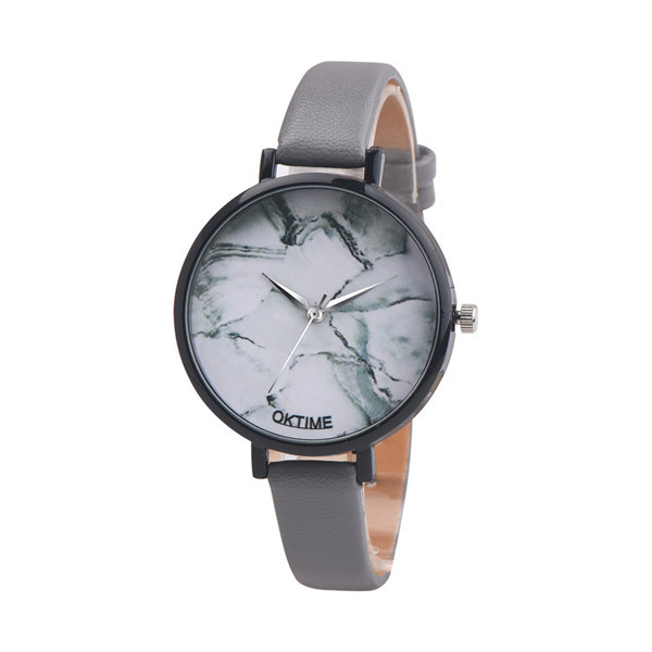 Relojes mujer 2017 Women Casual Quartz Watches Leather Band Analog Round Wrist Watch Clock Female Dress Relogio Feminino