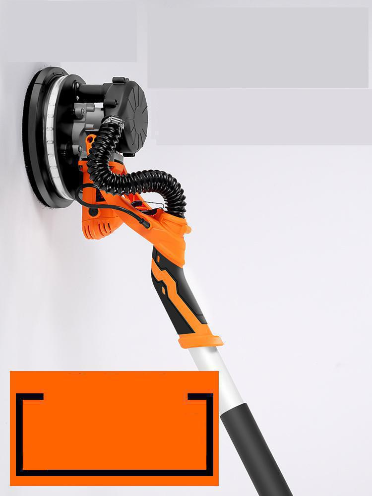 Wall Polishing Machine Putty Grinder Multifunctional Ultra-light Electric Sander Wall Dust-free Self-priming