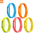 100% Original Xiaomi Mi Band Silicone 1S Wearable Devices Strap Wristbands Xiao mi Miband 1A Bracelet Wrist Belt Wrist Band