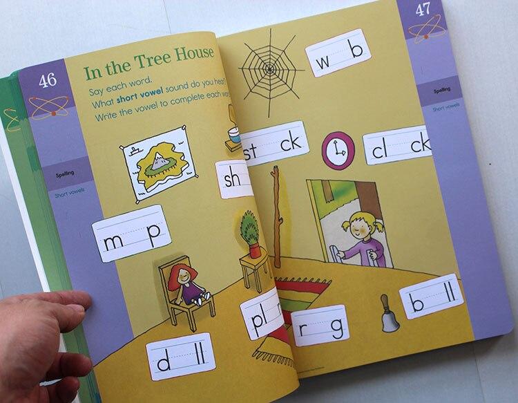 Cerveau Quête classeur Anglais version de le développement intellectuel carte livres questions et réponses carte smart Enfant enfants - 2