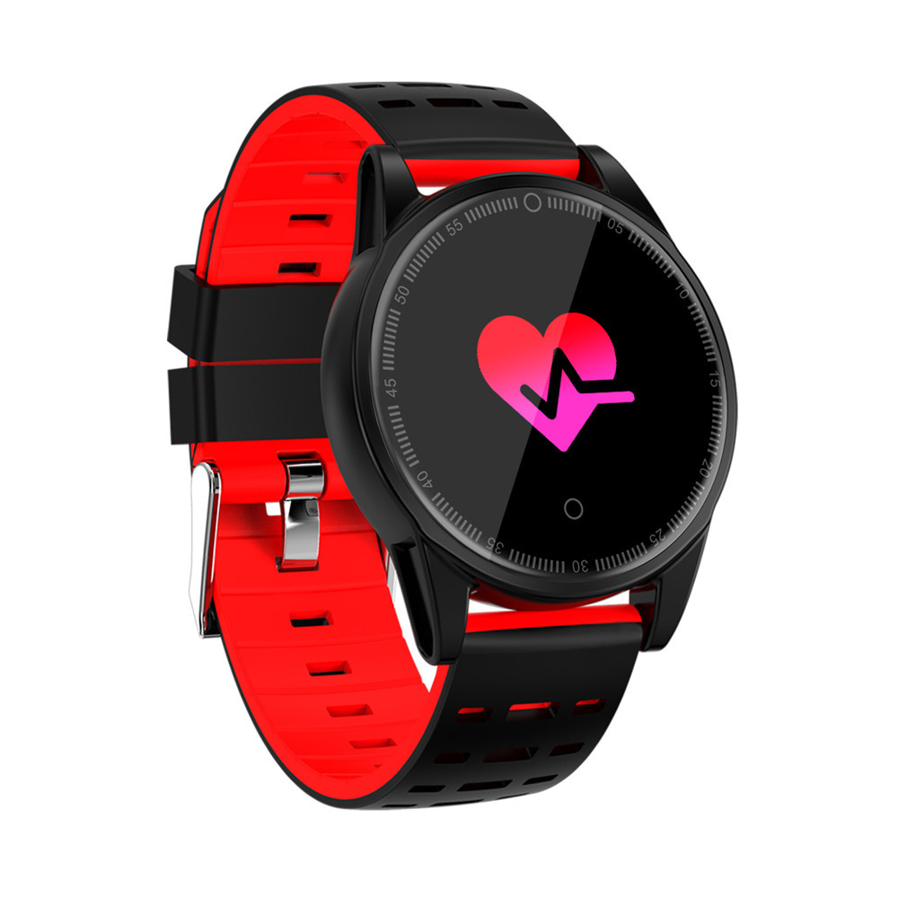 2019 Bracelet de remise en forme intelligente hommes femmes plusieurs Modes de remise en forme exercice podomètre de fréquence cardiaque montre de téléphone intelligent pour IOS Android # A