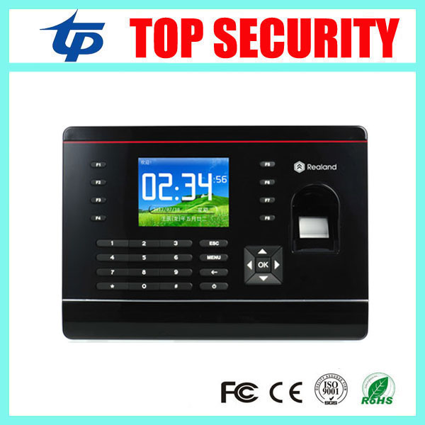цена на Cheapest good quality orginal fingerprint and card time attendance time recording with TCP/IP USB communication A/C061