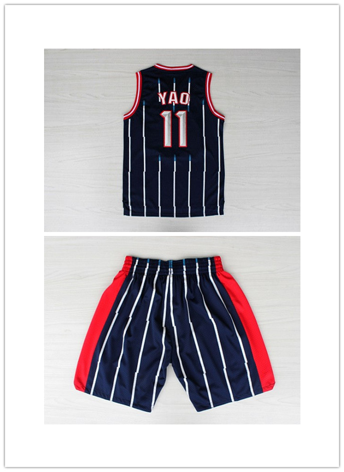 cheap for discount c6fff 8a0f7 11 Yao Ming Jersey,Best Quality Throwback Basketball Jersey ...