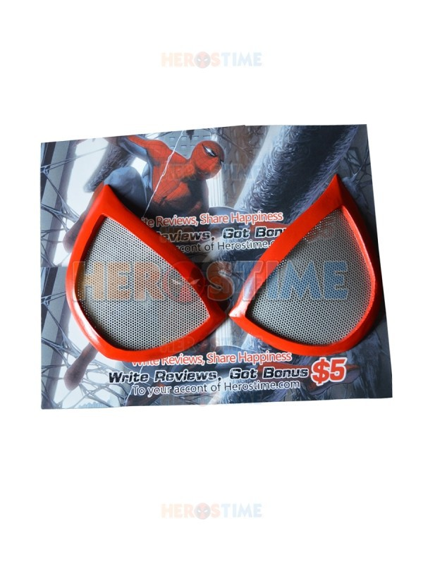 d19bc18d74a 3D Printing Ultimate Miles Morales Spider Man Plastic Eyes Glasses ...