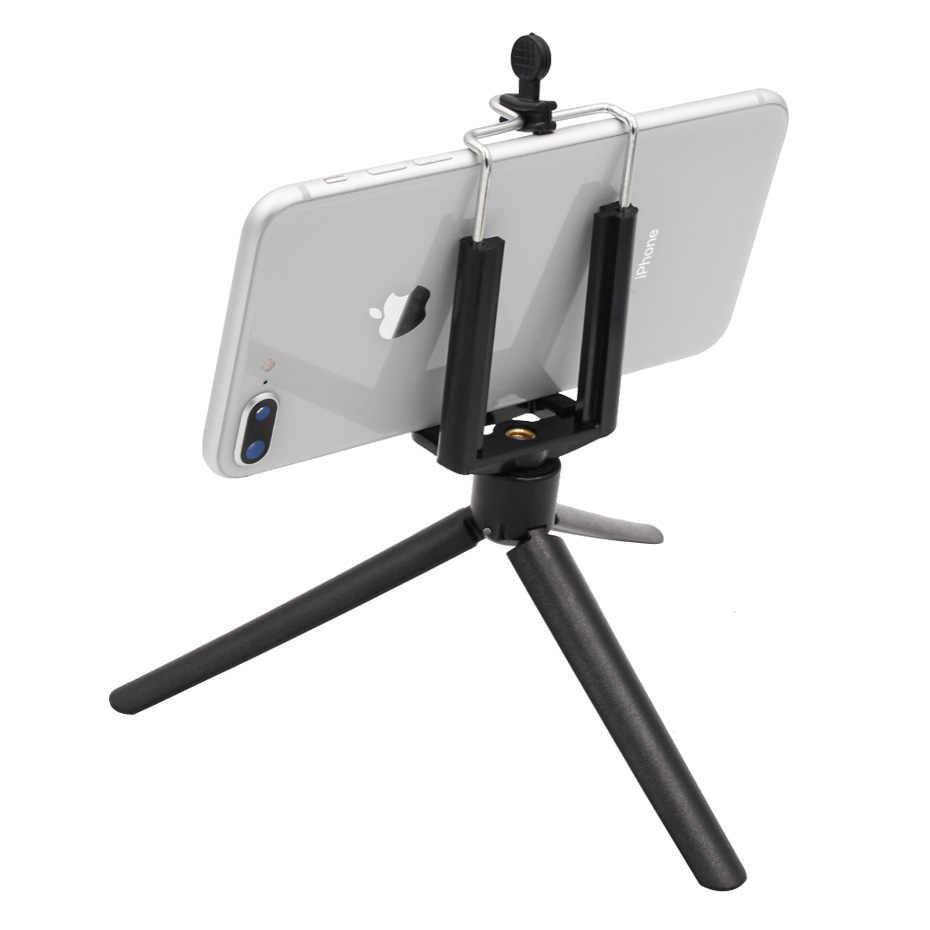 Universal Octopus Mini trípode soporte Gorillapod montaje para Android IOS cámara de teléfono móvil para Gopro Hero EKEN Cámara de Acción SJCAM
