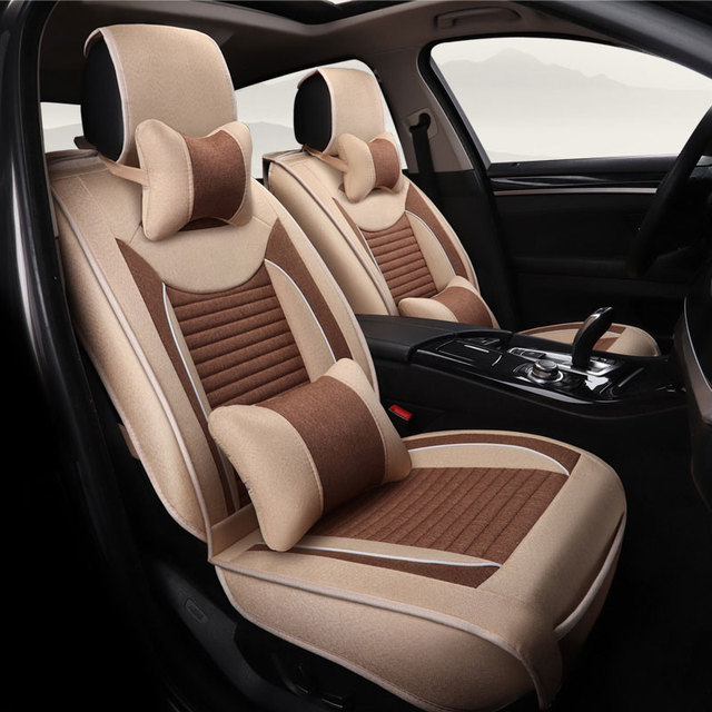 Automotive Universal Car Seat Cover Fit Most Cars seat covers ...