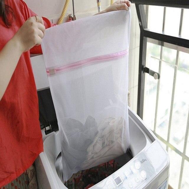 LASPERAL Lavanderia Sacos de Armazenamento De Lavagem Sacos de Underwear Bra Lavanderia Cestas de Malha Com Zíper Saco de Limpeza Doméstica Ferramentas e Acessórios