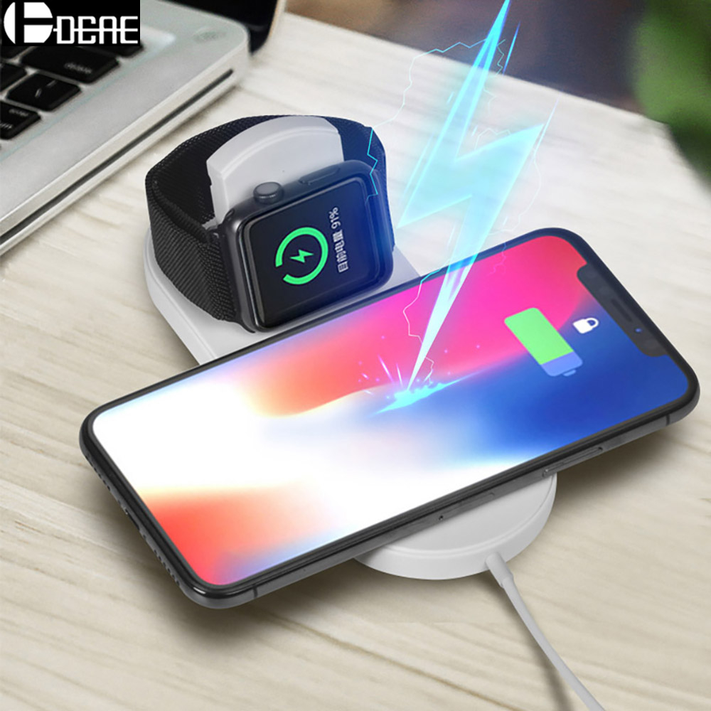DCAE 10W QI Wireless Charger For iPhone s