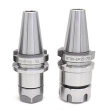 цена на BT30 BT40 ER11 ER16 ER20 ER25 ER32 70L 100L CNC Milling Machine Chuck Tool Holder