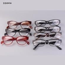Misture por atacado baratos Armações de óculos Olho de Gato Óculos de Armação  Moda Feminina Oversized Óculos Ópticos Óculos Clar. ebc906a66c