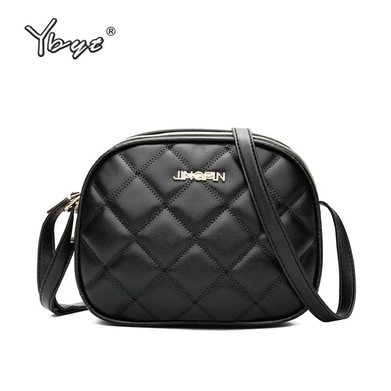 New Fashion Diamond Lattice Shoulder Bag For Women 2019 PU Leather Ladies Small Satchel Handbags Female Classic Messenger Bags