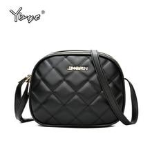 new fashion diamond lattice shoulder bag for women 2019 PU leather ladies small satchel handbags female classic messenger bags цена в Москве и Питере