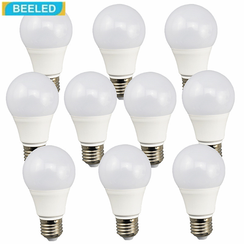 10 pack in led 7W 9W Warm White Cool White E27 led bulb lamp 220V Led Lamp E27 Energy Saving Light led spot home light led smart rechargeable e27 emergency light bulb lamp home commercial outdoor lighting b22 5w 7w 9w 12w 220v energy saving lamp
