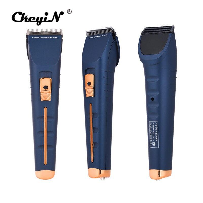 Tondeuse électrique professionnelle Rechargeable de barbe de coupe de cheveux de tondeuse électrique avec la Machine de coupe de Base de charge 42