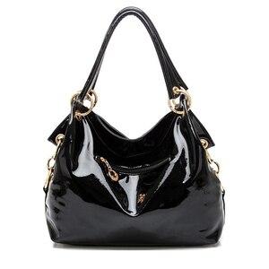 Image 4 - Femmes messenger sac mode Glisten sac à bandoulière en cuir synthétique polyuréthane bandoulière sac fourre tout Cool sac en cuir femmes sac à main cool cadeau à fille