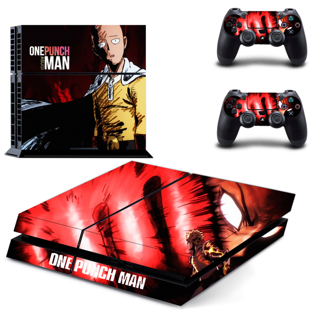 One Punch Man PS4 Skin Sticker Decal Vinyl For Sony PS4