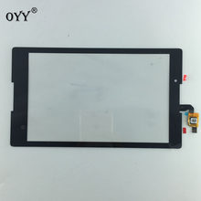8 inch Touch Screen Panel Digitizer Replacement parts For Lenovo Tab2 A8-50LC A8-50F tablet pc black white(China)