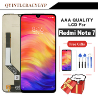 10 Touch Original LCD For Redmi Note 7 LCD Display Touch Screen Assembly With Frame For Redmi Note 7 LCD Screen