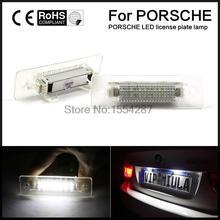 Luz da placa de licença Luz da placa de licença LED apto Para PORSCHE 964 968 986 993 996 996 t GT3-1 CARRERA 911 turbo 12 v