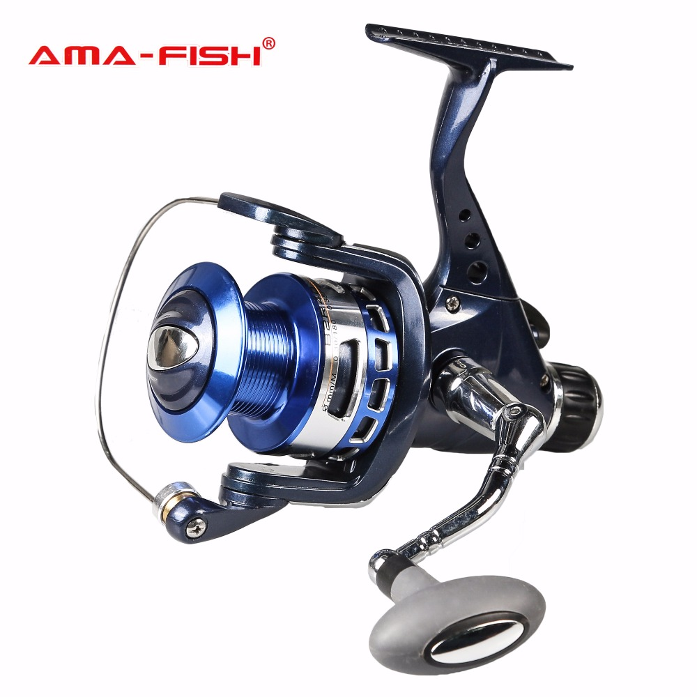 Buy 100 ama fish brand new spinning reel for Best fishing reel brands