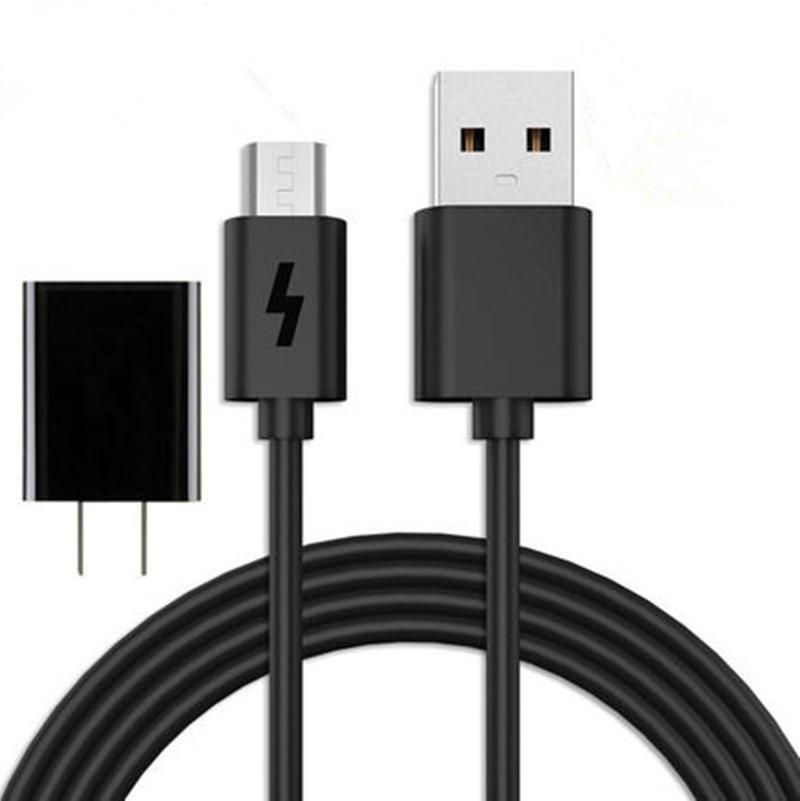 2A för Mi originalutgångskablar Micro USB-kabel + 5V laddare - Reservdelar och tillbehör för mobiltelefoner