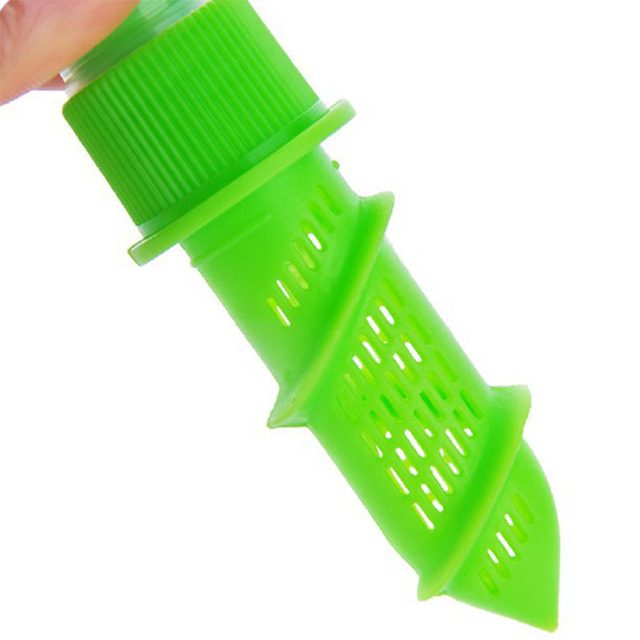 1PC Hot High Quality PP Silicone Lemon Squeezer Fruit Juicer Kitchen Accessories Home Gadgets DIY Cooking Tools 5