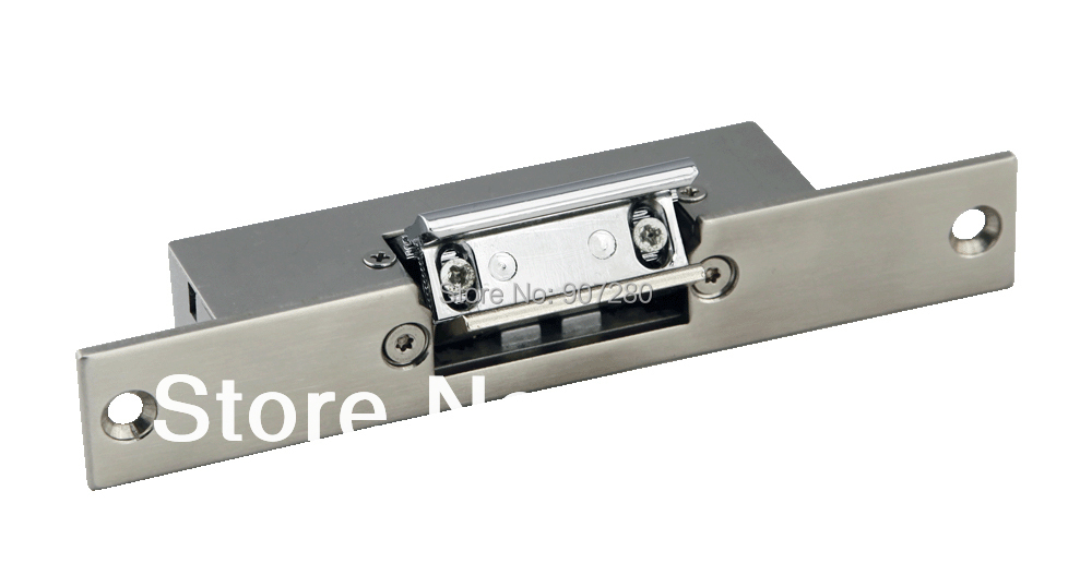 YLI Brand New Fail-safe DC 12V Electric Strike for Glass Door YS-133NC ...