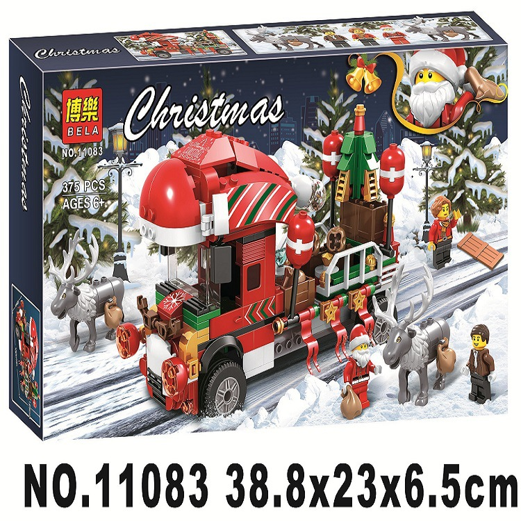 Lego Christmas Set 2019.Detail Feedback Questions About 2019 Christmas Creator