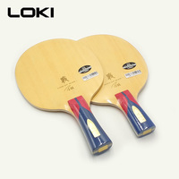 LOKI God1 High Quality Hinoki Carbon Table Tennis Blade Ping Pong Paddle Table Tennis Racket ALL+