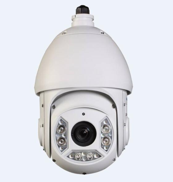 DAHUA 1Mp 720P HDCVI IR PTZ 720P HDCVI PTZ Dome Camera IP66 20X Optical Zoom with