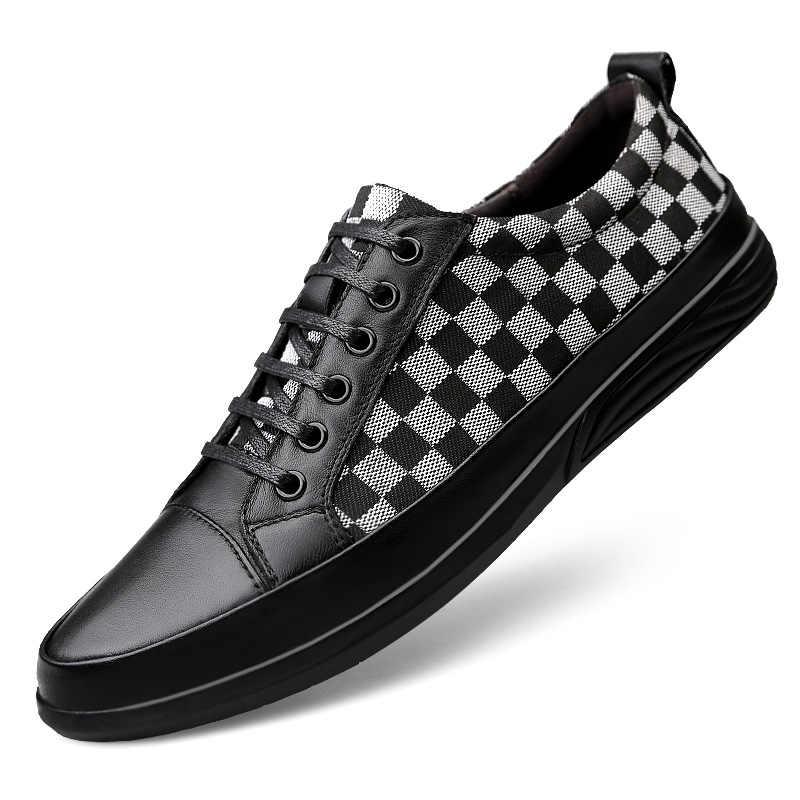K-TUO, новинка, Мужская весенняя обувь для скейтбординга, натуральная кожа, спортивная обувь, мужские кроссовки, Finale Evo, обувь для скейтборда, мужские KT-16891