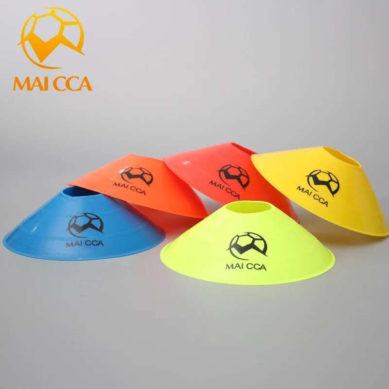 Soccer Speed Disc Training agility Rugby Cone road sign Track Space Sports Marker Skating Cross Football Training Speed discs