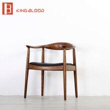 Удобный офисный одиночный деревянный диван подлокотник стул с прямо с фабрики кресло