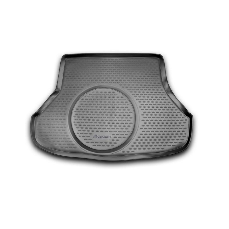 For Kia Cerato 2013- sedan car trunk liner boot cargo mat tray floor carpet boot cargo rear mat luggage car styling boot mat rival 15706002