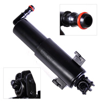 OEM 61677179311 Headlight Headlamp Washer Nozzle Pump Cylinder Fit For BMW E90 3 Series 323i 325Ci