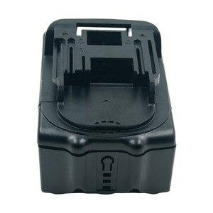 Image 2 - Kit com placa de circuito PCB LED indicador de substituição caso da bateria para Makita 18 v BL1830 BL1840 BL1850 SEM CÉLULAS de bateria